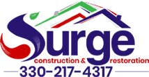 Surge Construction Logo