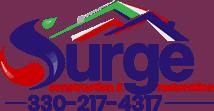 Surge Construction Logo
