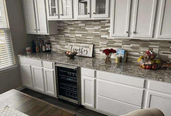 Surge Construction and Restoration Kitchen Remodel