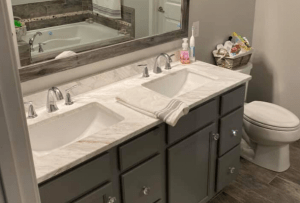 Surge Construction Bathroom Remodeling