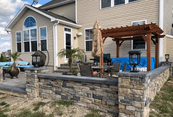 Surge Construction Deck and Patio Construction