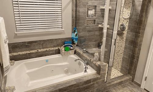 Surge Construction Bathroom Remodel