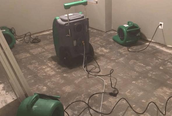 Surge Construction Water Damage Restoration
